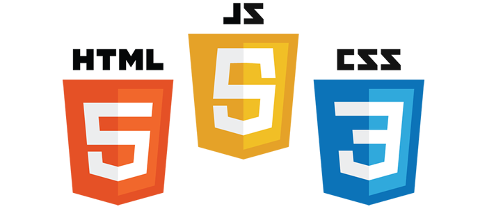 html5 css js icons